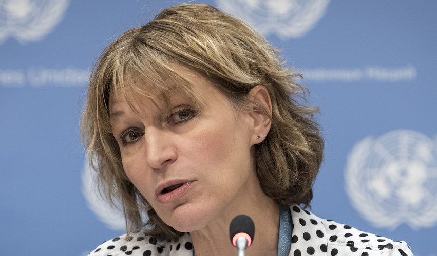 UN rapporteur condemns Iran's treatment of PS752 protesters like Mary Mohammadi