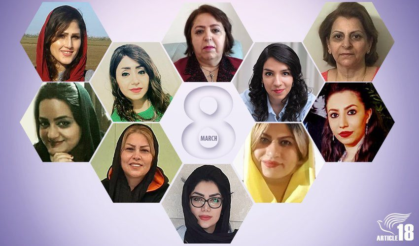 Honouring the Iranian Christian women persecuted for their faith