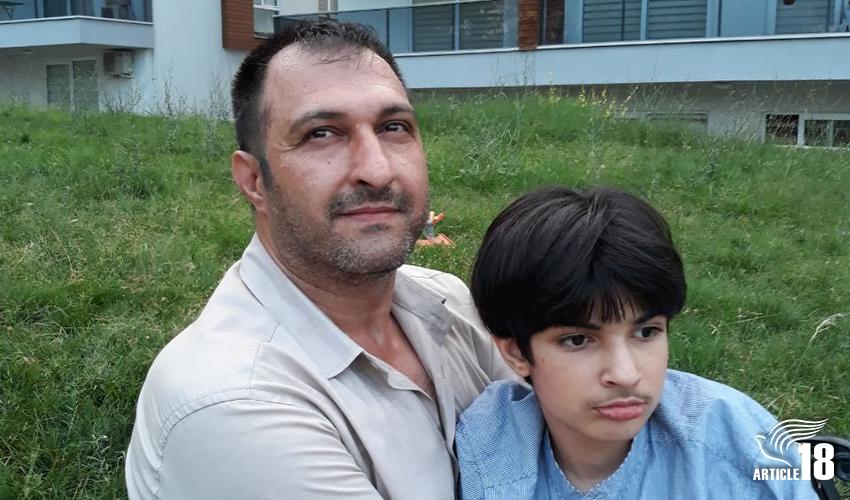 Iranian Christian convert faces deportation from Turkey, separation from paraplegic son