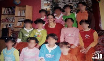 Foster mother to 12 girls forced out of Iran for 'leading them away from Islam'