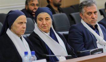 Elderly Italian nun told she must leave Iran