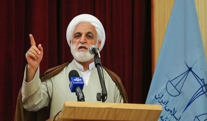 Hardliner's appointment as judiciary chief shows 'only regime's survival matters'