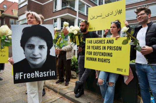 'Iranian judiciary intent on suppressing independent lawyers and rights defenders'
