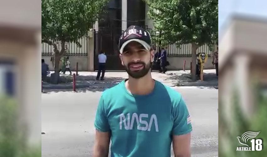 Christian convert begins prison sentence for 'propaganda against Islamic Republic'