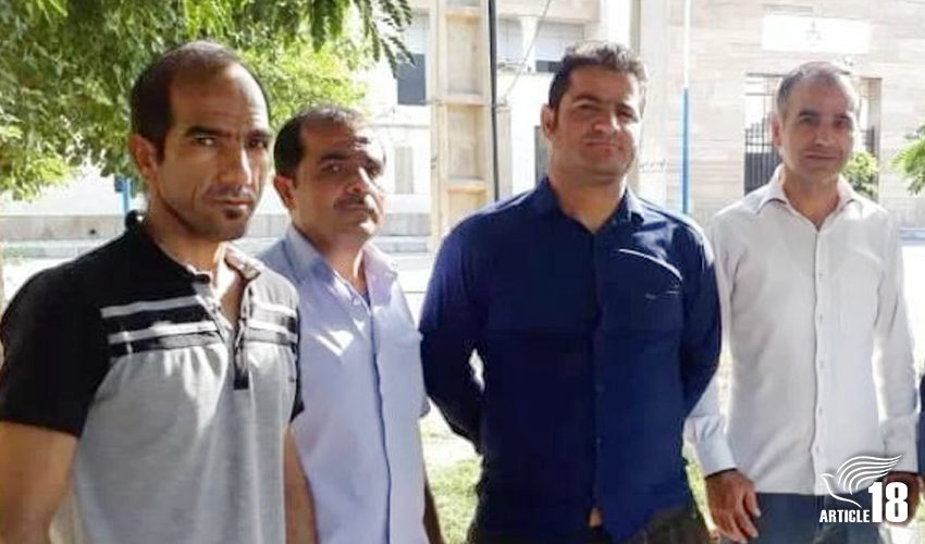 Four more Christian converts charged with 'propaganda against the Islamic Republic'