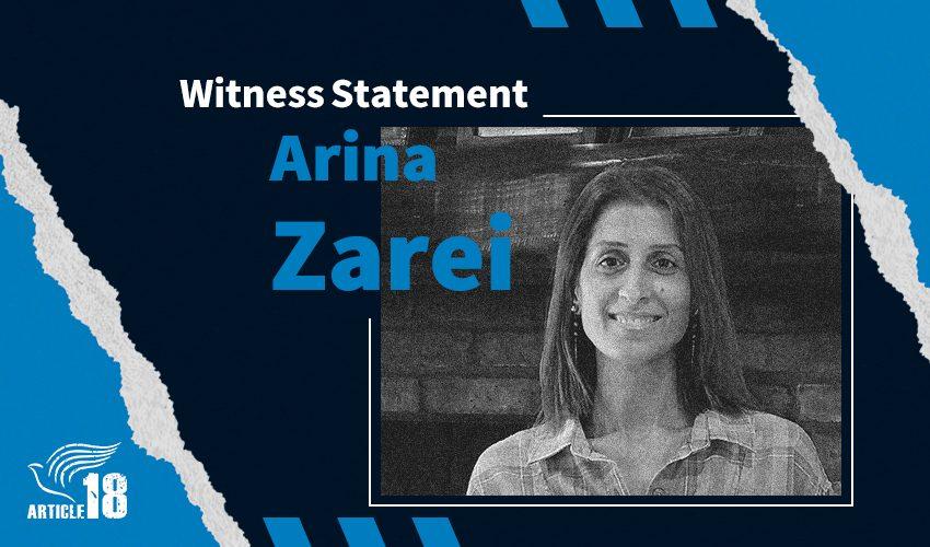 Arina Zarei