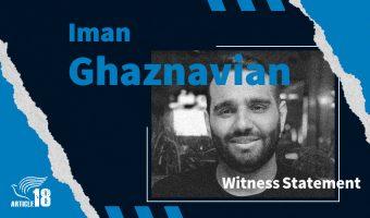 Iman Ghaznavian Haghighi
