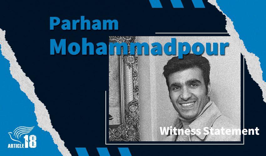 Parham Mohammadpour