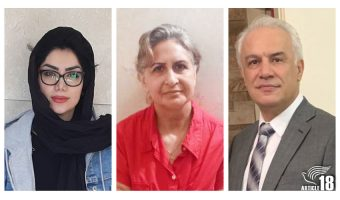 Christians summoned to Tehran prosecutor for final defence