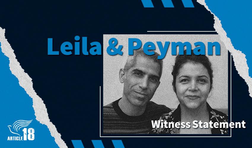 Leila and Peyman